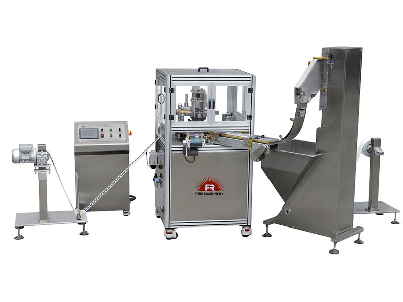 FRTB-SD2-B Automatic Cap Liner Cutting and Inserting Machine